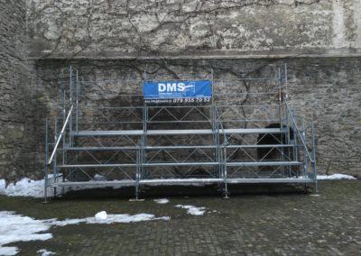 Bulle - DMS Echafaudages
